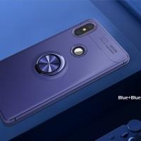 Case Autofocus Invisible Iring Xiaomi Mi A2 / Mi 6X Soft Case