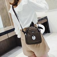 Tas Korea Mini Bear Shoulder Bag (LJY09)