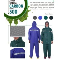 Jas Hujan Jaket Celana Carbon 300 Plevia bukan asv axio gma rosida