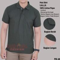 Polo Shirt Cotton Pique - POL 60