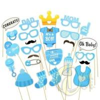 photo booth baby boy/fun props