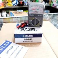 Multitester Heles SP-900 SP 900 Multi tester Avometer Analog