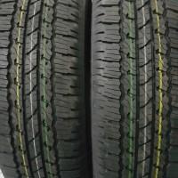 Ban Mobil Pajero Fortuner 265/65 R17 Bridgestone Dueler D 693