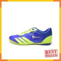 Ardiles Men Ruan FL Sepatu Futsal Biru Royal/Hijau Citroen