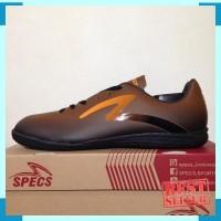 Sepatu Futsal Specs Eclipse IN Black Bitter Brown 400676 Original BNIB