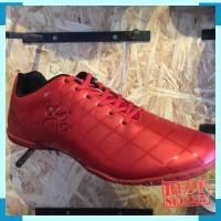 Kicosport sepatu futsal KELME star 9 red black original new 2018