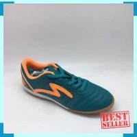 Sepatu futsal specs horus in tosca orange original 100% 2016
