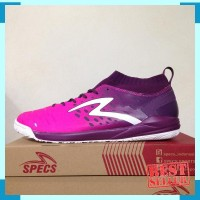 Sepatu Futsal Specs Barricada Magna IN Scandinavian Purple 400693