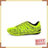 Ardiles Men Glimar FL Sepatu Futsal Hijau Citro/Hitam