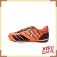 Ardiles Men Ruan FL Sepatu Futsal Orange/Hitam