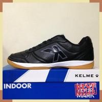 Sepatu Futsal Kelme K-Strong Black Negro 55787 Original BNIB