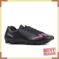 Sepatu Bola Specs Accelerator Exocet FG - Black / Beat Magenta