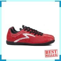 Sepatu Futsal Specs Quark IN - Chestnut Red / Black Original 400721