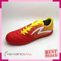 Sepatu Futsal Specs Original Equinox IN Emperor Red Yellow 400711 BNIB