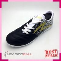 Sepatu Futsal Specs Original Equinox IN Black Gold White 400773 BNIB
