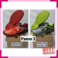 Sepatu Badminton Anak - Pawon 3 (size 34 sd 37)