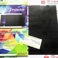 anti gores antigores laptop notebook 14 inci antispy anti spy hitam