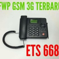 Resstokkk Telepon Rumah Kartu Gsm Huawei Ets 3125I