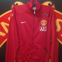 Jaket Manchester United Original Musim 2007-2008 Premier League
