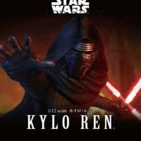 Bandai Star wars 1/12 Kylo Ren Kyloren starwars