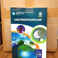 buku paket IPA kelas 8 smp k13