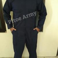 Wearpack Safety - Katelpak - Seragam Kerja - Proyek - Baju Bengkel