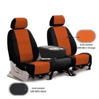 Sarung Jok Mobil Avanza ( Orange - Black )