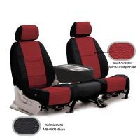 Sarung Jok Mobil Avanza ( Elegant Red - Black )
