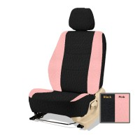 Sarung Jok Mobil Avanza ( black - pink )