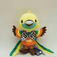 Bhin bhin Boneka Maskot Asian Games 2018