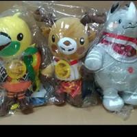 Boneka asian games 2018 premium limited edition