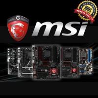 MSI LGA1151 B250M MORTAR ARCTIC Kabylake Mobo Best Pric Diskon