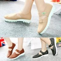 Sepatu kets wanita casual mulan 1413