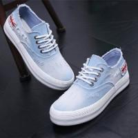 Diskon - Sepatu Kets Wanita Casual Bendera SDS126