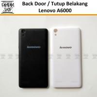 Tutup Belakang Casing Backdoor Back Door Lenovo A6000 Original OEM