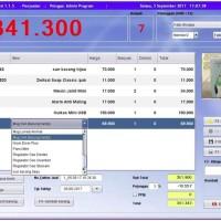 Software Kasir Toko&Supermarket -POS-Retail-Inventory