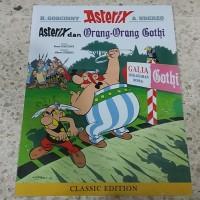 Komik Asterix - Asterix dan Orang-orang Gothi (Classic Edition)