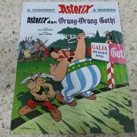 Komik Asterix - Asterix dan Orang-orang Gothi