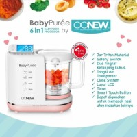 Oonew Baby Puree 6in1 Baby Food Processor