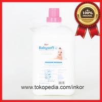 YURI BABYSOFT FABRIC SOFTENER ANTIBACTERIAL GALON 3.7L