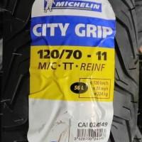 Michelin 120/70-11 City Grip Ban Tubeless Motor Vespa Primavera