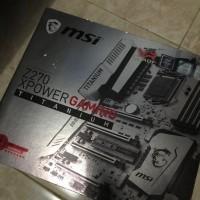 MSI Z270 XPOWER GAMING TITANIUM MOTHERBOARD LGA 1151 INTEL Z270 DDR4