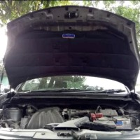 Vtech Peredam Panas dan Suara Kap Mesin Nissan Grand Livina 2008 Hitam