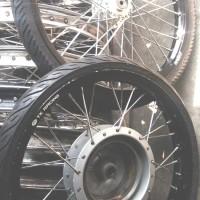 pelek racing Yamaha mio ring 17