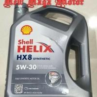 Oli mesin Shell Helix Hx 8 5W-30 4 liter 62414