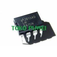 LM567CN LM567 LM 567CN 567 Audio Codec Tone Decoder dIP 8 Pin BH90