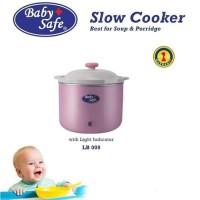 Baby Safe Slow Cooker LB009 Babysafe Food Maker