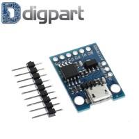 Digispark Kickstarter Miniature Minimal Development Board ATTINY85