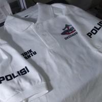 Atasan/Kaos/Polo Shirt/NEW DIKSUSBARESKRIM PENYIDIK PEMBANTU POLISI