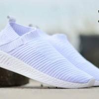 sepatu snaeker adidas CS2 putih sneaker tanpa tali